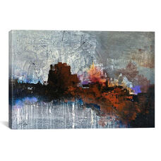 Temperature Rising by Michael Goldzweig Gallery Wrapped Canvas Artwork