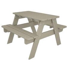 POLYWOOD® Kids Collection Picnic Table - Sand