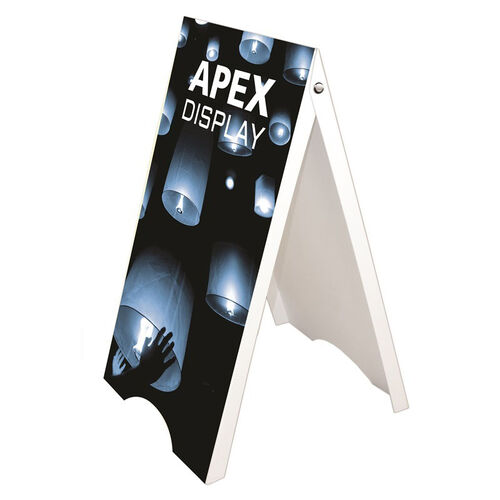 Our Apex Double Sided Sidewalk Sign Board is on sale now.