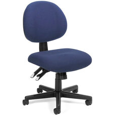 24 Hour Task Chair - Blue