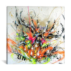Beyond by Taka Sudo Gallery Wrapped Canvas Artwork - 18
