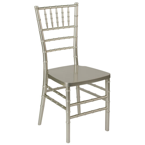 "Our HERCULES PREMIUM Series Champagne Resin Stacking Chiavari Chair with <span style=""color:#0000CD;"">Free </span> Cushion is on sale now."