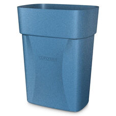 14 Quart Cobra Mini Flame Retardent Trash Can - Blue