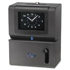 Lathem Heavy-Duty Front-Feed Manual Time Clock