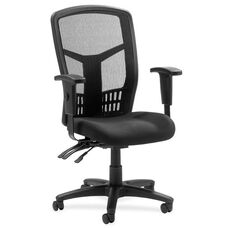 Lorell 86000 Series Mesh Executive High Back Chair