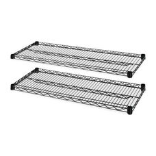 Lorell 2 -Extra Shelves -Wire Shelving -48
