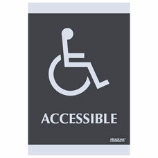 U.S. Stamp & Sign Century Handicap Accessible Sign