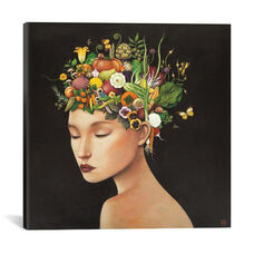 Slow Food For Thought by Duy Huynh Gallery Wrapped Canvas Artwork
