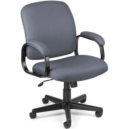 Our Value Executive Low-Back Task Chair - Gray is on sale now.