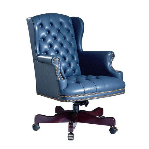 Our Hamilton Series Wing Executive Swivel Chair with Tufts is on sale now.
