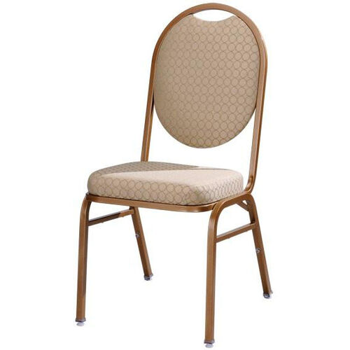 Omega I Banquet Stack Chair with Oval Back