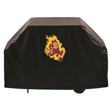 Arizona State University Logo Black Vinyl 72