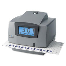 Pyramid Time Systems Electronic Document Time Recorder