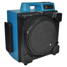 X-3400A Lightweight Professional 3 Stage HEPA Purifier System Air Scrubber with Variable Speed Control and 1/2 HP