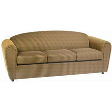 60003 Sofa with Oval Arms - Grade 1