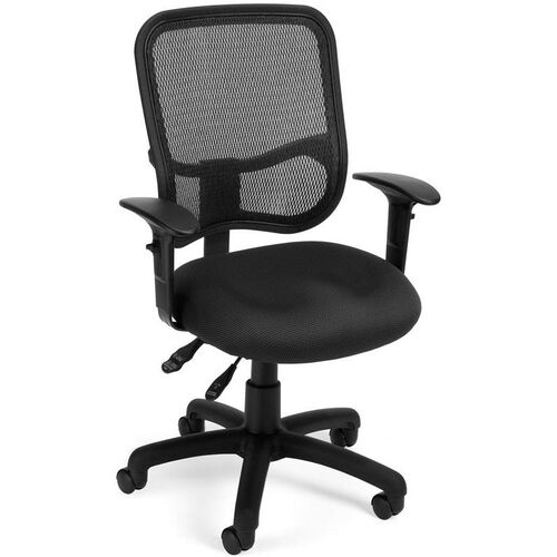 Our Mesh Comfort Ergonomic Task Chair with Arms - Black is on sale now.