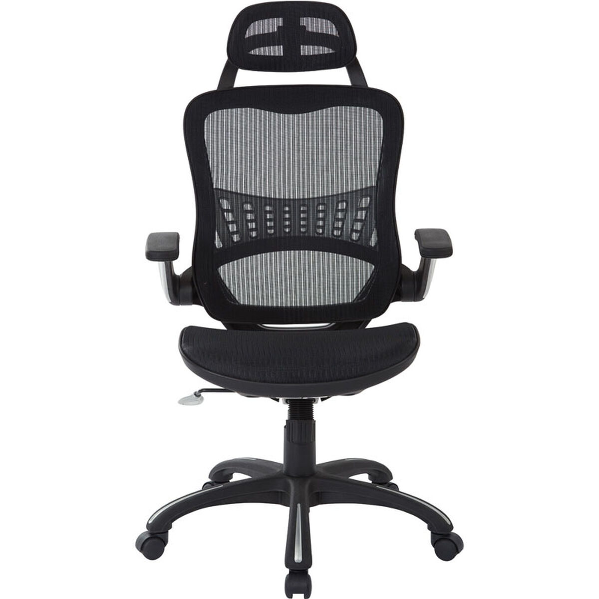 work smart managers chair 69906hr 3 restaurantfurniture4less com