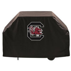 University of South Carolina Logo Black Vinyl 60