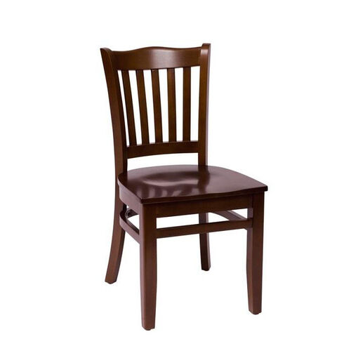 Our Princeton Walnut Wood School Chair - Wood Seat is on sale now.