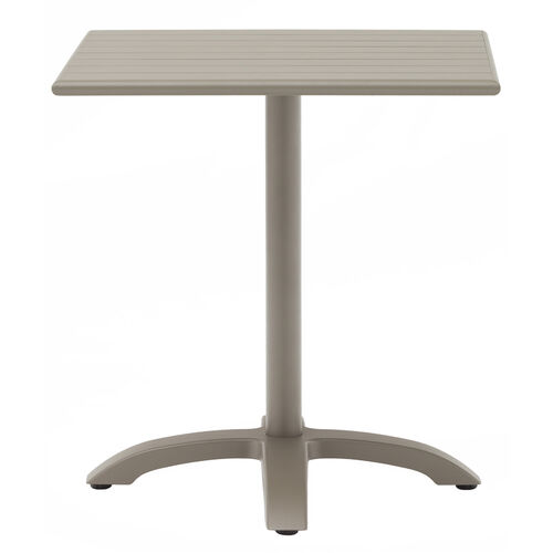 "Our 31.5"" x 31.5"" Square All Aluminum Patio Table is on sale now."