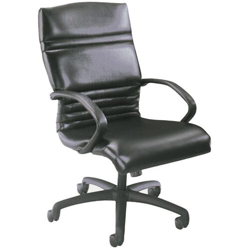 Our Quick Ship 1200 Series Executive Swivel Chair with Black Urethane Arms is on sale now.