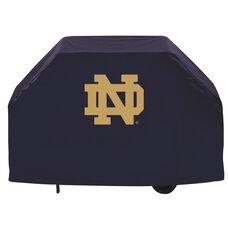 Notre Dame Logo Blue Vinyl 60