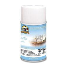 Genuine Joe Metered Air Fresheners - F -GJO10440 - Lasts 30 Days - Cotton