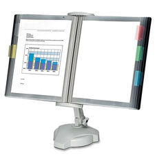 Fellowes Desktop Reference Top -Weighted Base -21 1/8