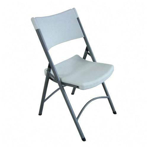 Our Lorell Blow Molded Folding Chairs   Set Of 4 Is On Sale Now.
