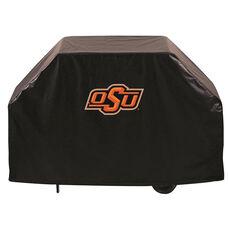 Oklahoma State University Logo Black Vinyl 60