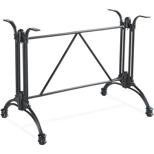 Our Rose 2 Cast Aluminum Decorative Table Base - Black Powder Coat is on sale now.
