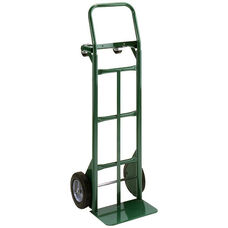 Greenline Two-In-One Economical Steel Hand Truck