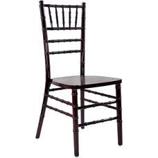 Advantage Mahogany Chiavari Chair