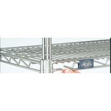 Chrome Standard Wire Shelf - 24