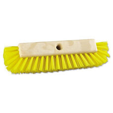 Boardwalk® Dual-Surface Scrub Brush - Plastic Fill - 10