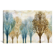 Treelined by Chris Donovan Gallery Wrapped Canvas Artwork