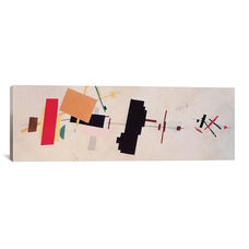 Suprematist Composition by Kazimir Malevich Gallery Wrapped Canvas Artwork