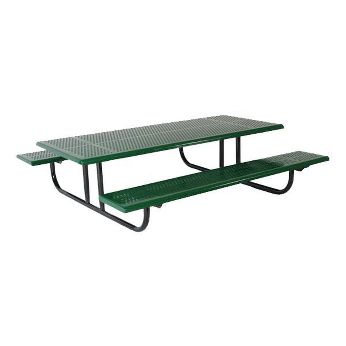 Rectangle Preschool Picnic Table RestaurantFurnitureLesscom - Picnic table legs for sale