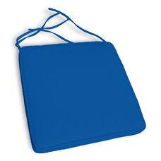 Miami Club Chair Cushion - Pacific Blue