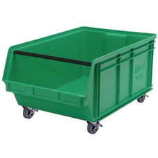 Magnum Mobile Stack Bins - Large - Green