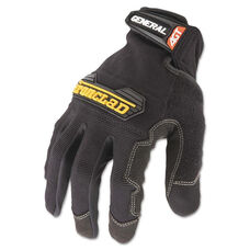 Ironclad General Utility Spandex Gloves - Black - Medium - Pair