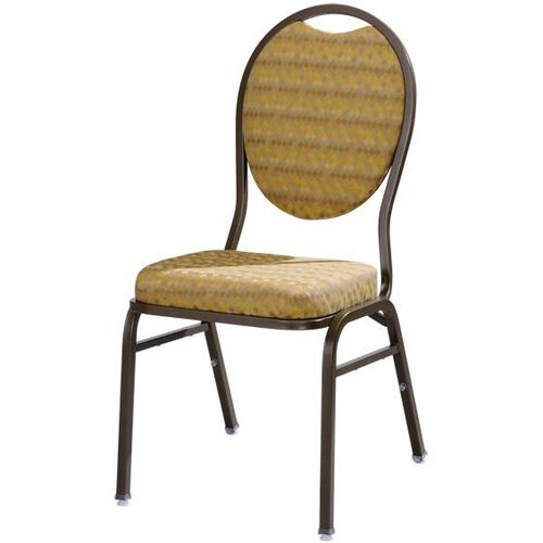 Omega I Banquet Stack Chair with Teardrop Back