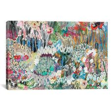 Gatas Peludas by Lia Porto Gallery Wrapped Canvas Artwork