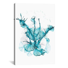 Rise by Illustrating Rain Gallery Wrapped Canvas Artwork