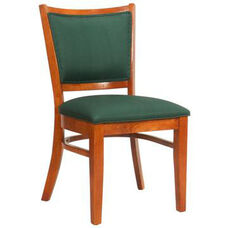 404 Side Chair with Upholstered Back & Seat - Grade 1