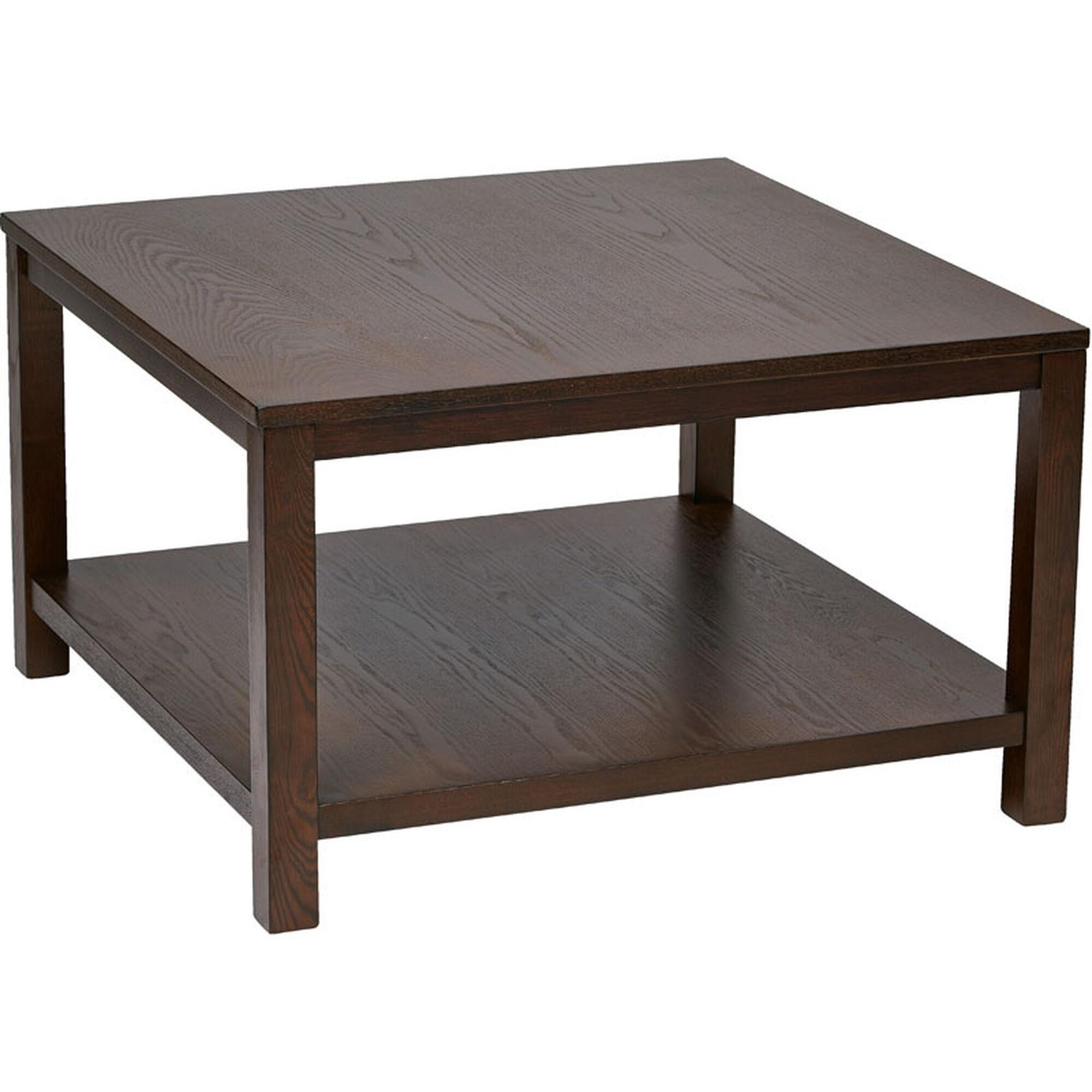 Ave Six Merge Square Coffee Table Mrg12sr1 Esp