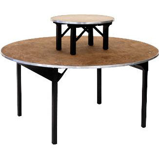 Original Series Round Riser With Plywood Top   24
