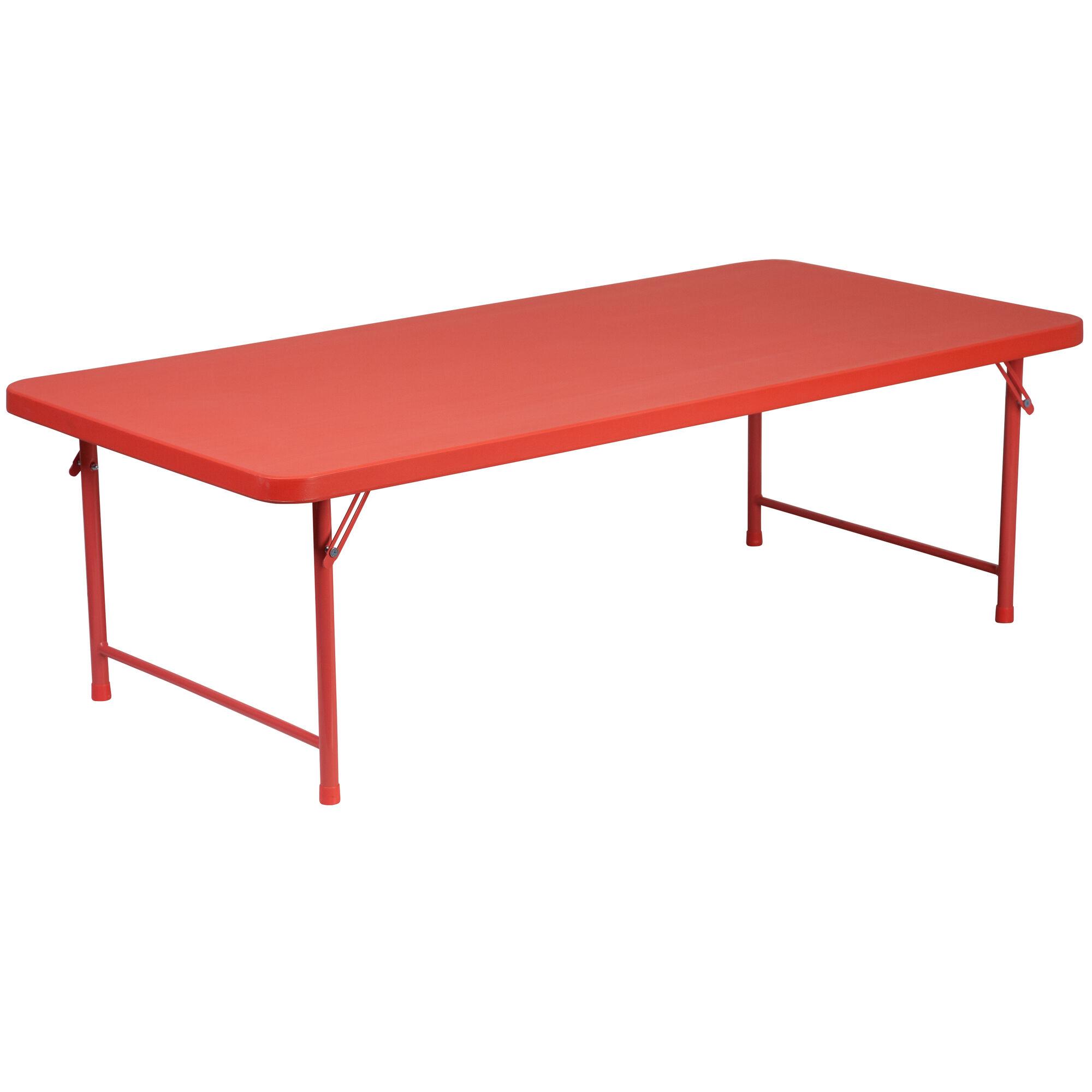 Rd plastic fold table rb kid gg