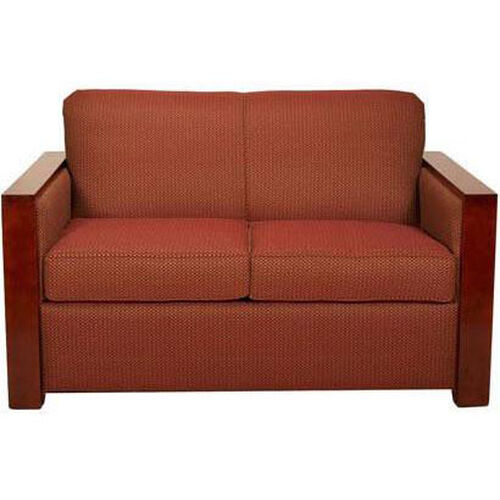 Our 1212 Loveseat w/ Wood Trim Arm and Leg - Grade 1 is on sale now.