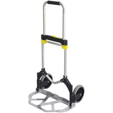 StowAway® Collapsible Hand Truck with Retractable Wheels